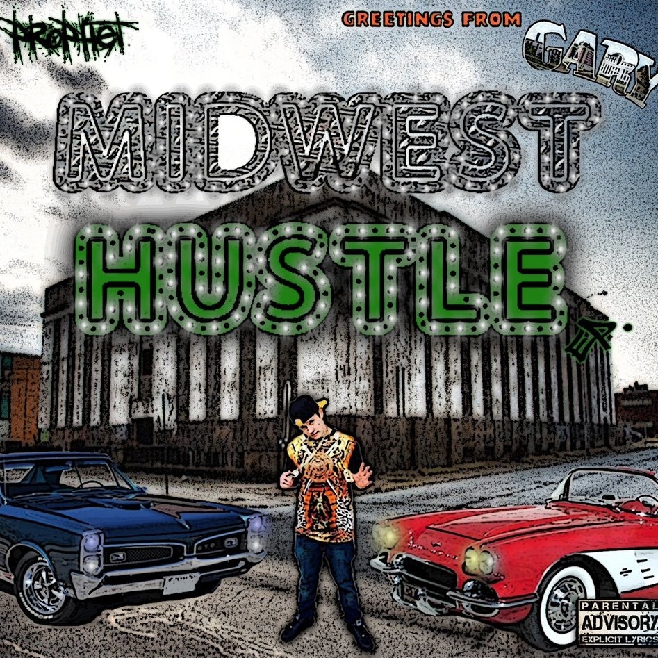 Midwest hustle ep cover