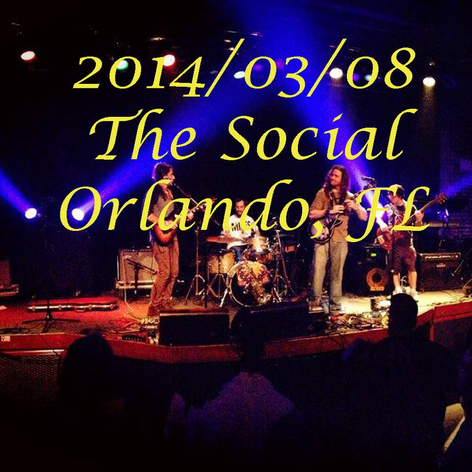 2014 3 8 the social  orlando  fl
