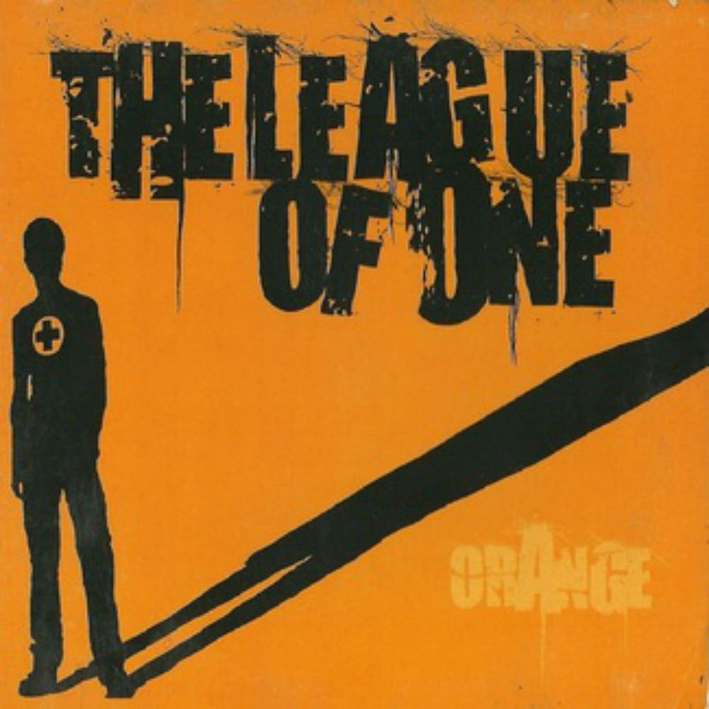 League cd cover 1