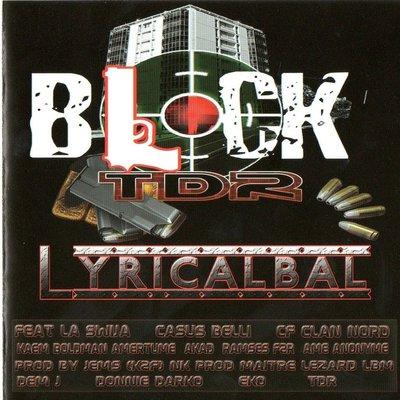 "Block Tdr "" Lyricalbal"""
