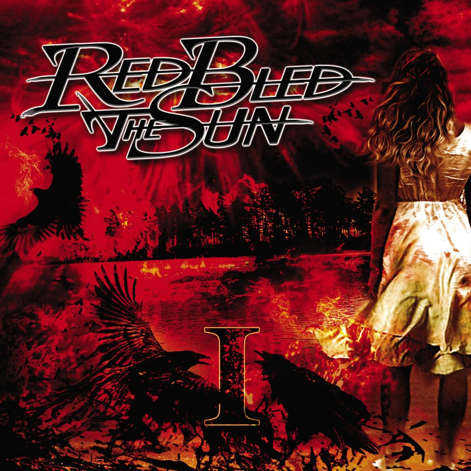 Red bled the sun ep