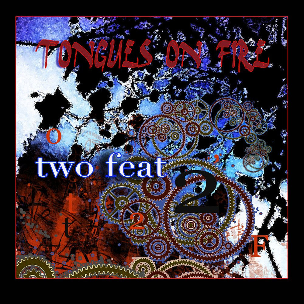 Two feat  front cover