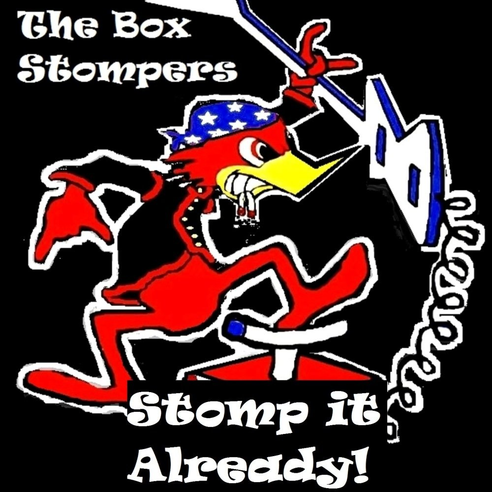 Album stomp it amazon