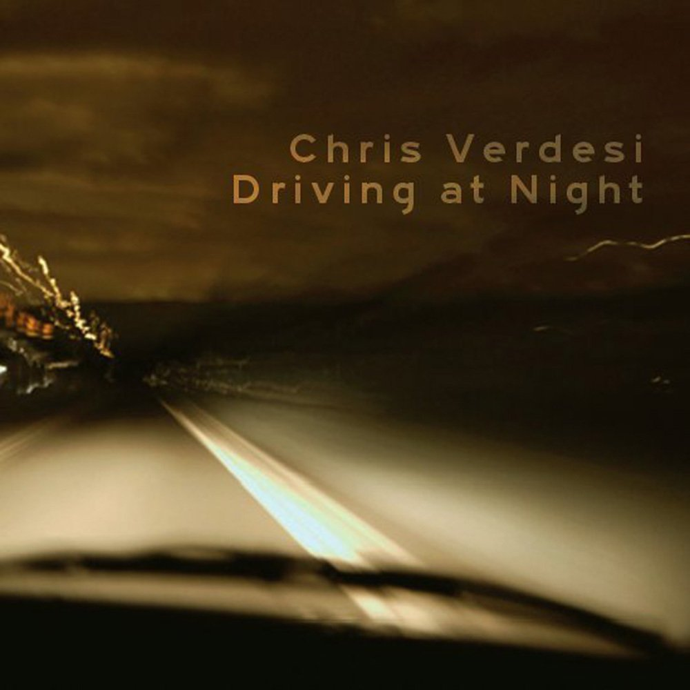 Driving at night  cover
