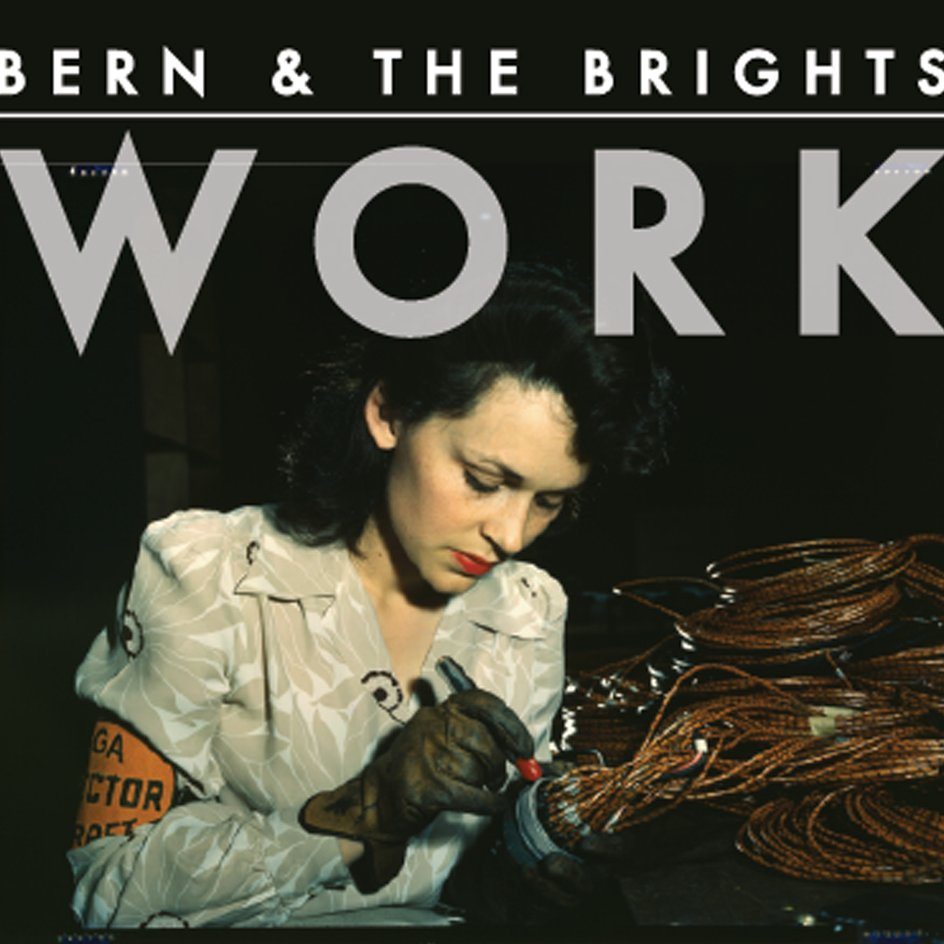 Work ep cover