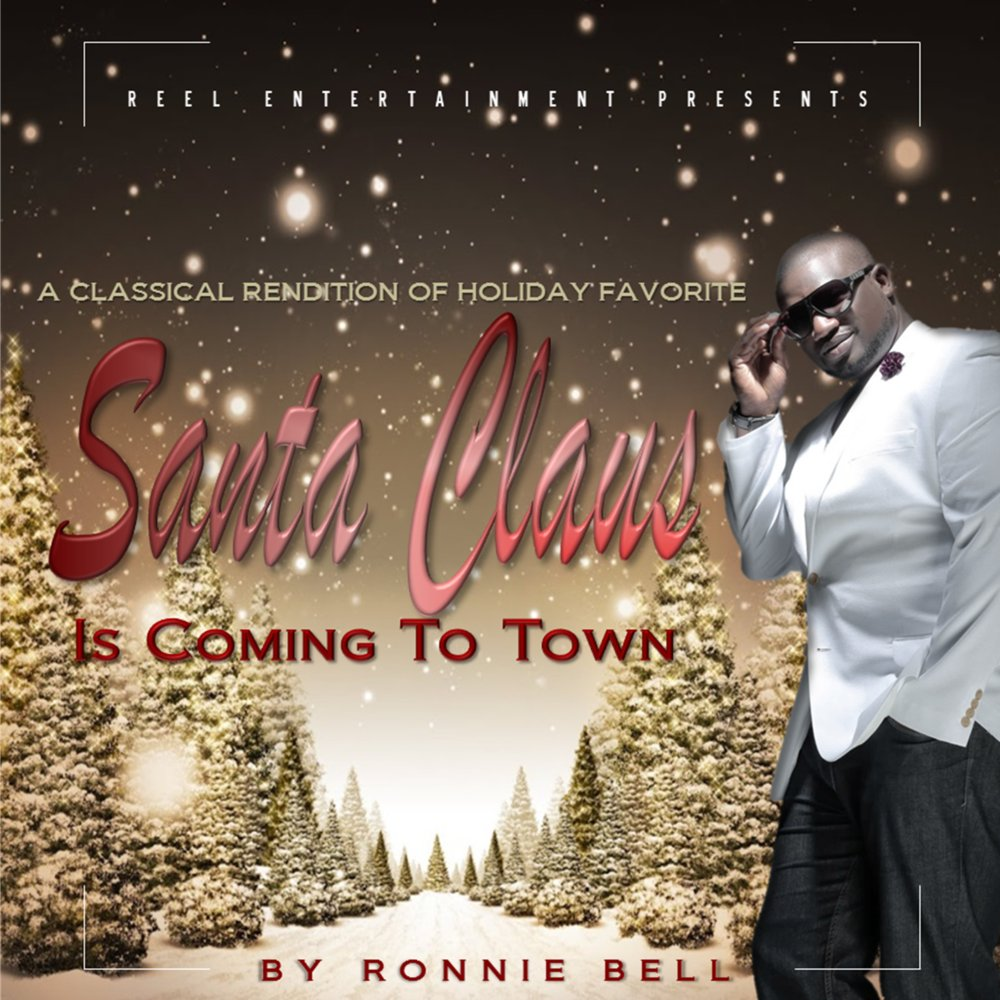 Town And Country Greenwood Sc >> SANTA CLAUS IS COMING TO TOWN by Ronnie Bell | ReverbNation