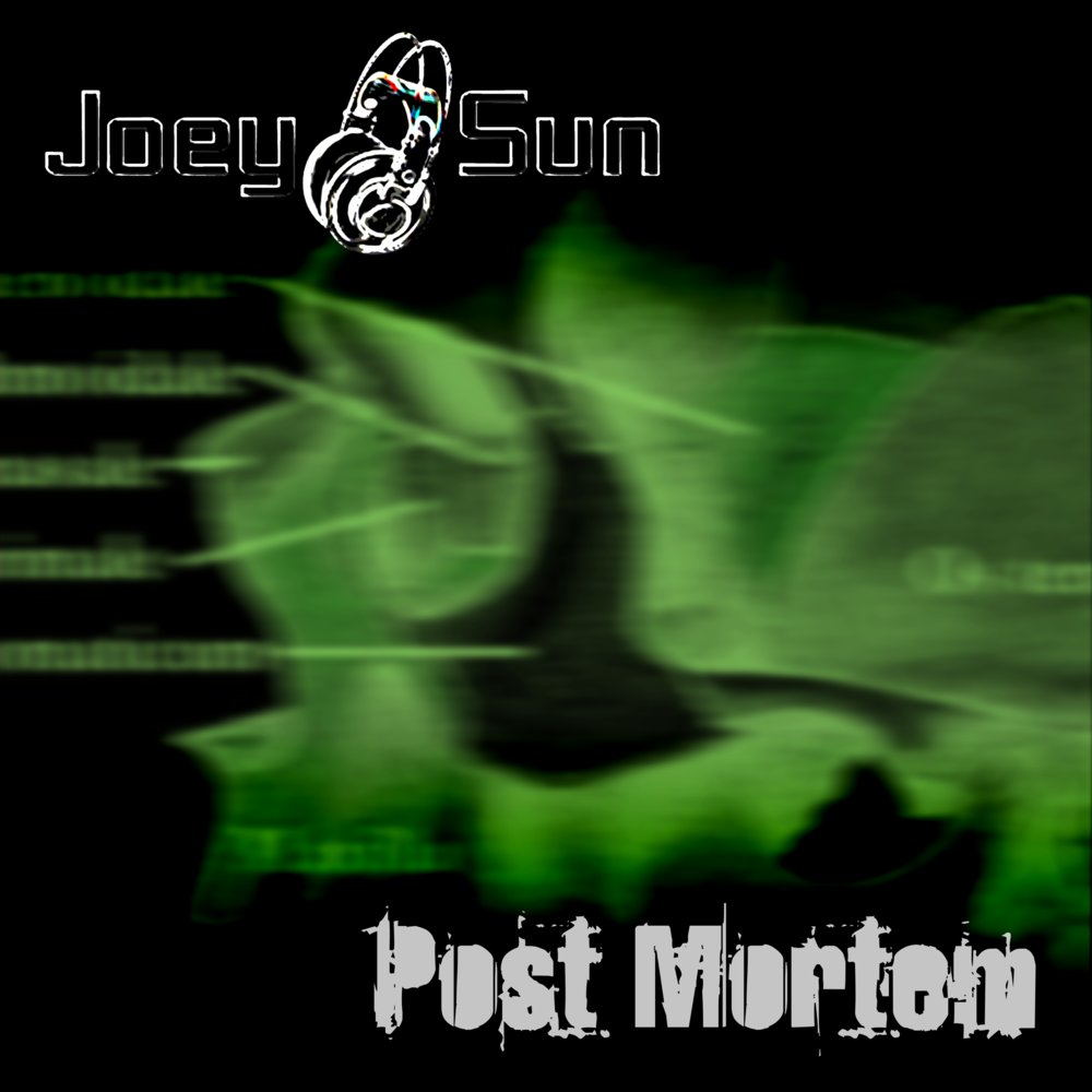 Post mortem   cd cover 3000