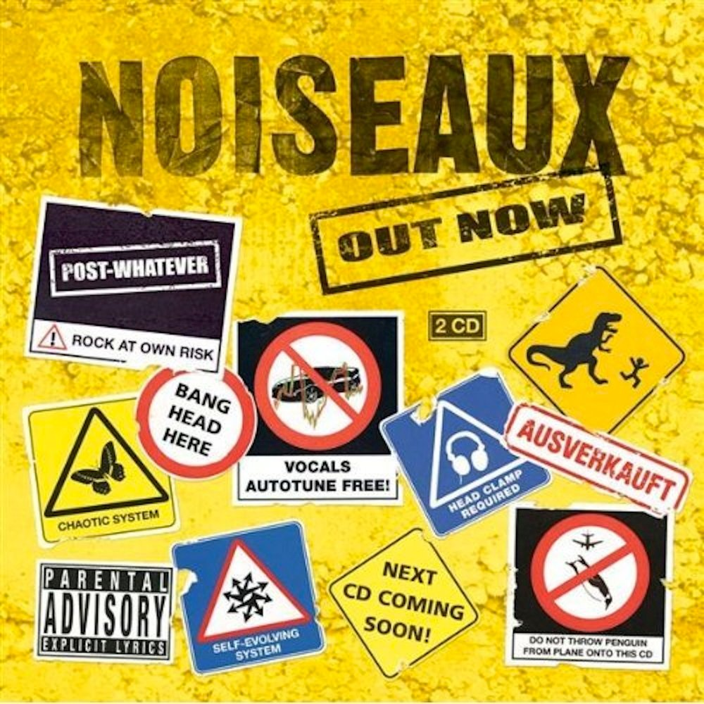 Cover out now noiseaux outnow 300prz