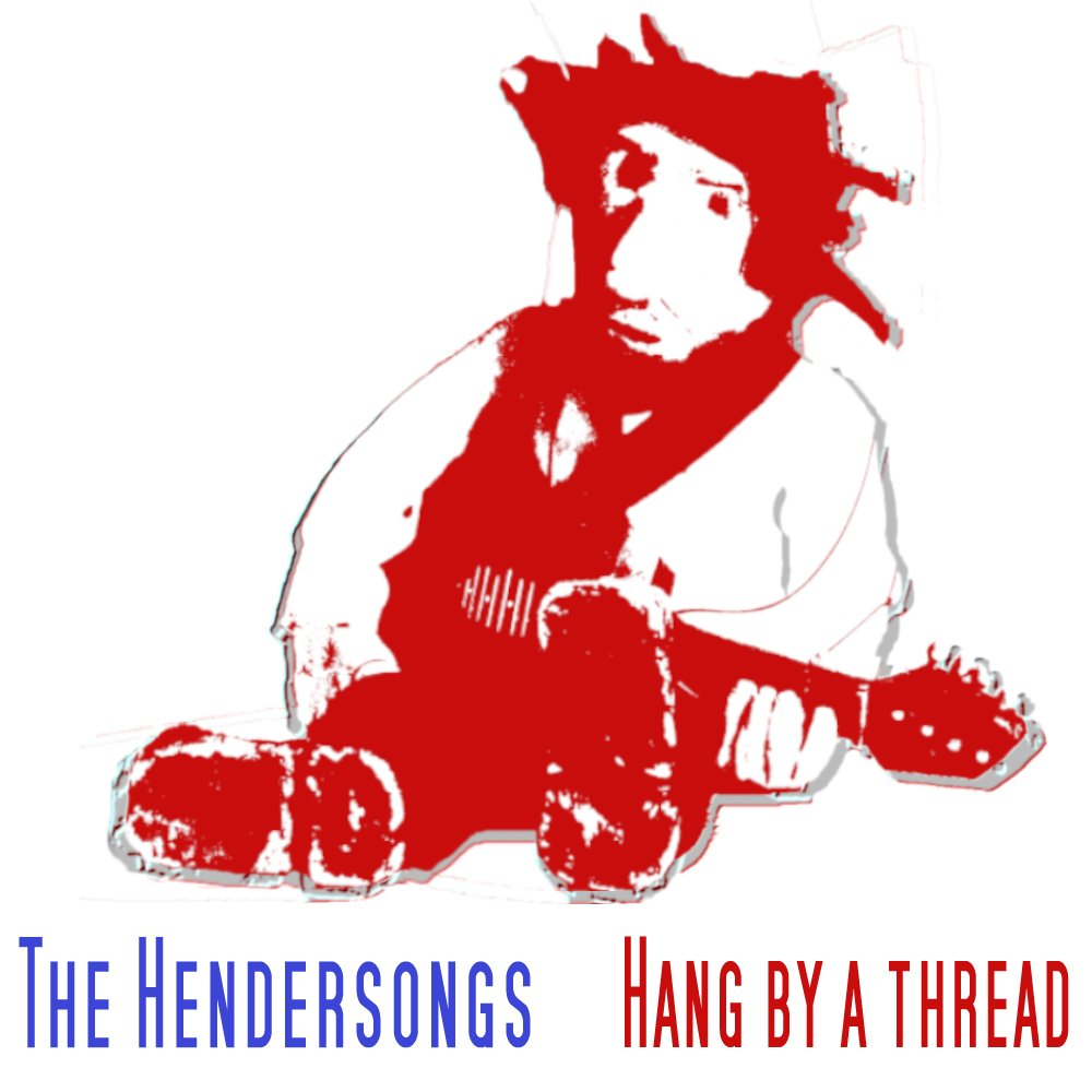 Cover hendersongs hang by a thread