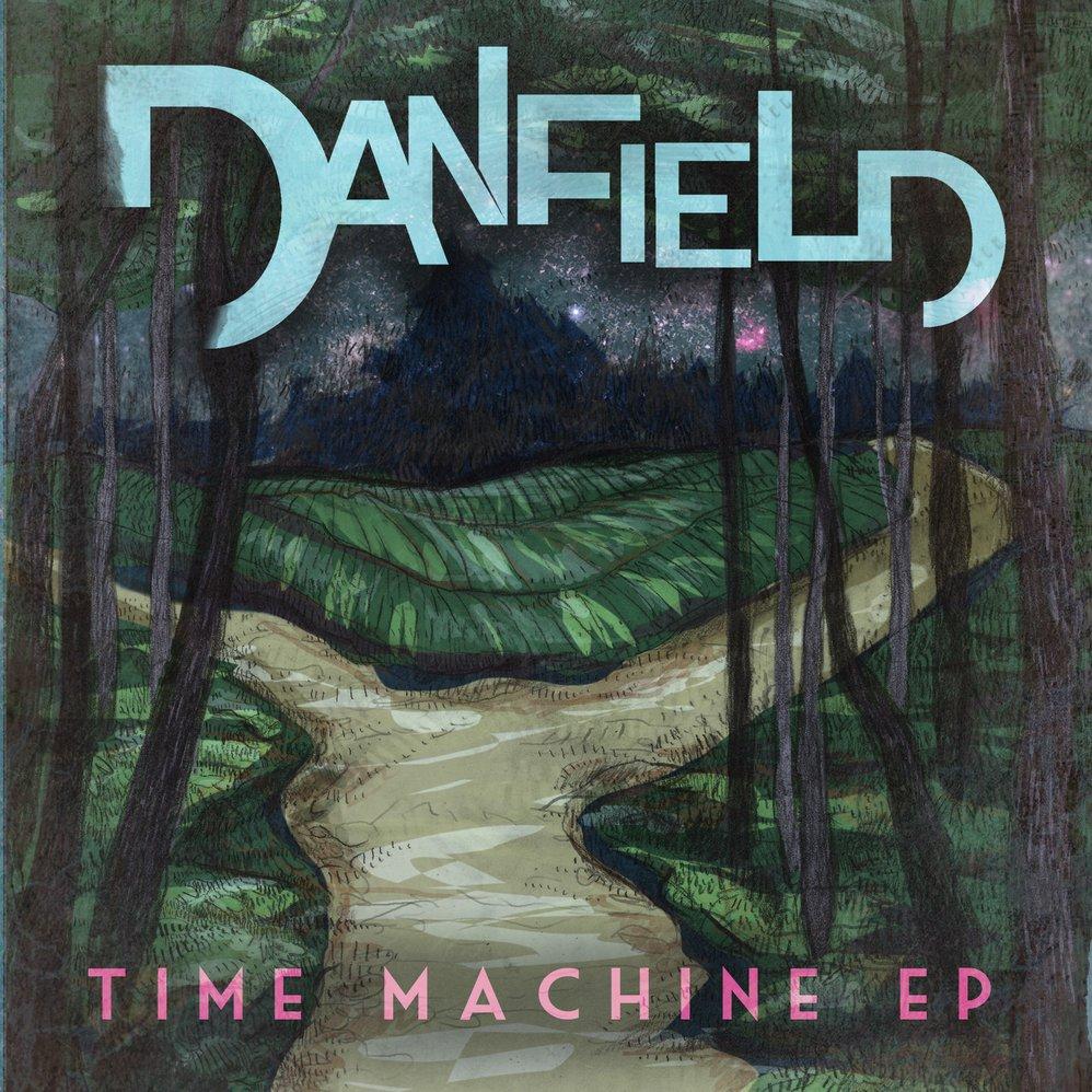 Danfield timemachine albumcover