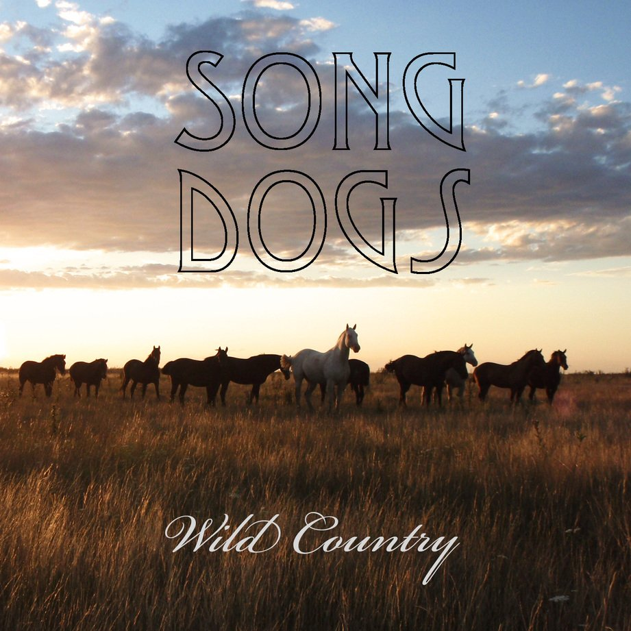 Wild country album front