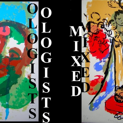 Mixed emotins cover mock 1