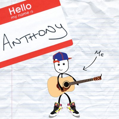 Hello My Name Is Anthony (EP)