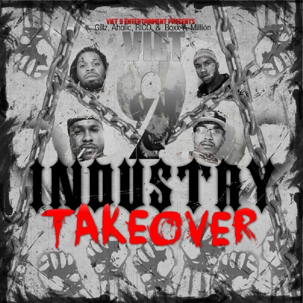 Industry take over vol. 1  front 2