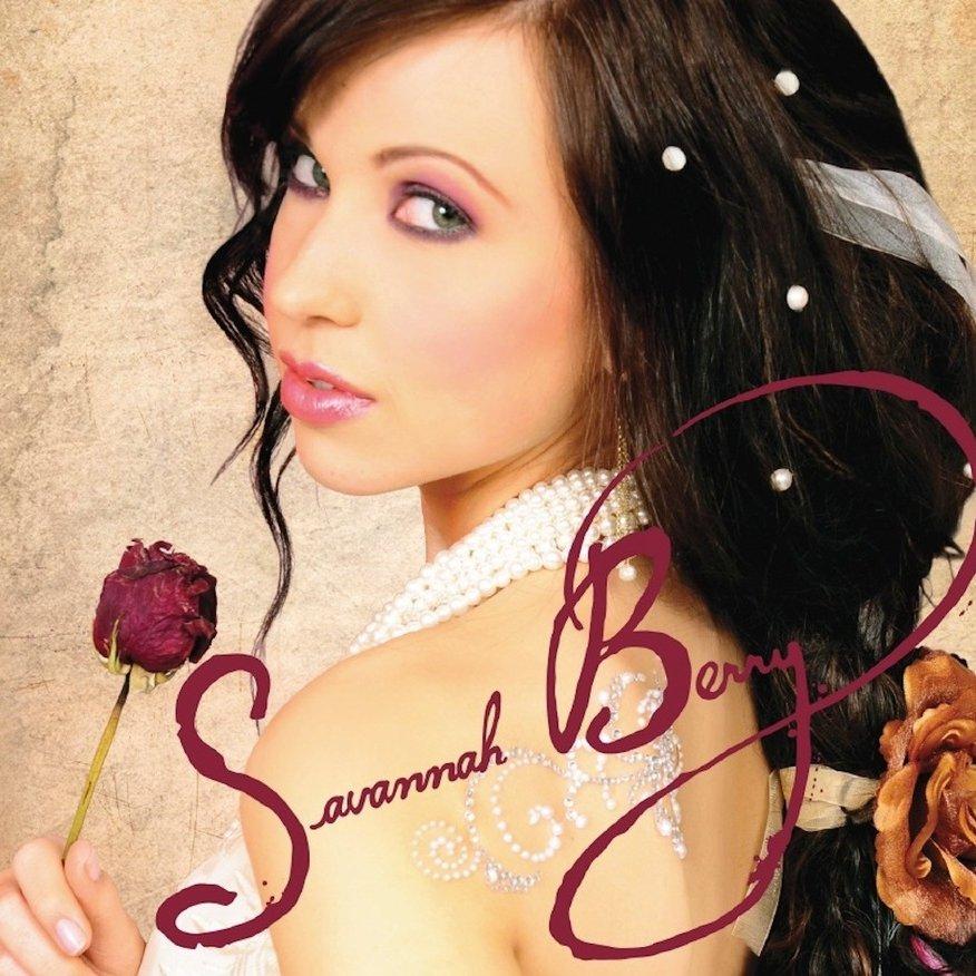 Album cover   savannah berry