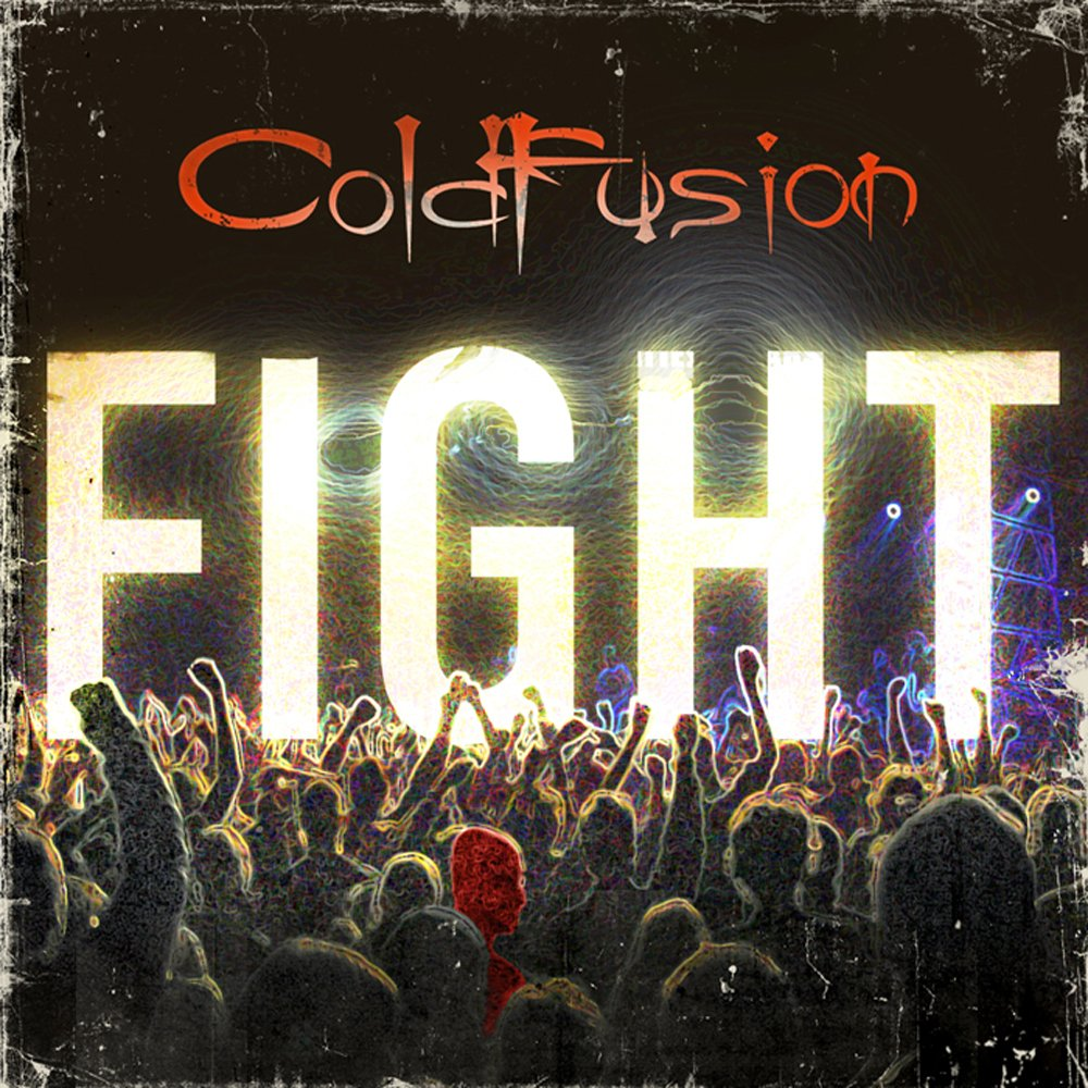 Fight cd cover