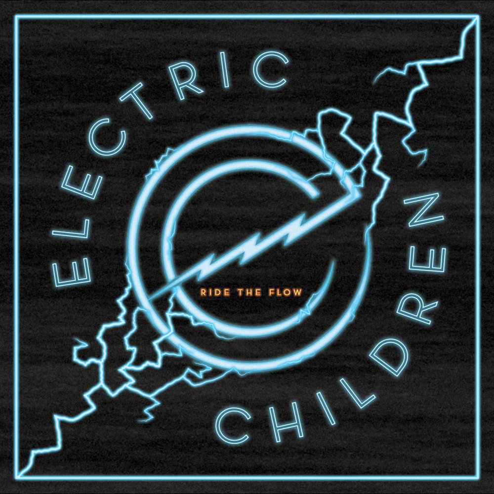 Electric children ride the flow cover hi res