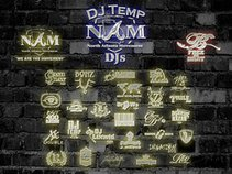 DJ Temp (N.A.M.)DJ's