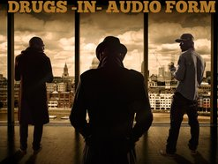 DRUGS IN AUDIO FORM