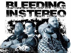 Image for Bleeding  In Stereo