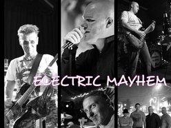Image for ELECTRIC MAYHEM