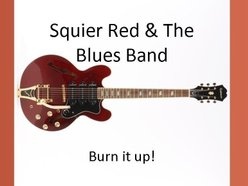Image for Squier Red & The Blues Band