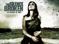 Image for THE SILENCE BROKEN