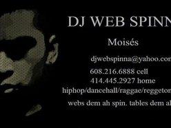 Image for DJ Web Spinna