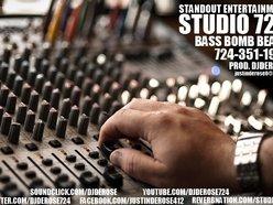 DJ DeRose [Studio 724] *Bass*Bomb*Beats