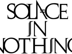 Image for Solace In Nothing