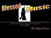 "Latoya Newland ""Blessed Music"""
