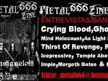 Metal666 'Zine