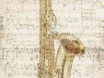 Milos Brettfeld saxophone