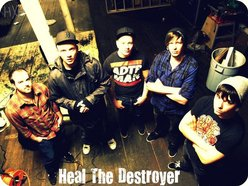 Image for Heal The Destroyer