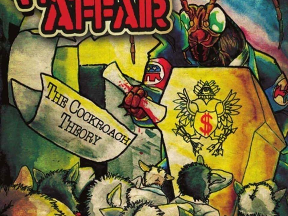 Image for Violent Affair