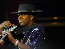Carvin Jones Band