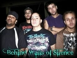 Image for Behind Walls Of Silence