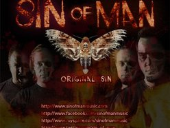 Image for Sin Of Man