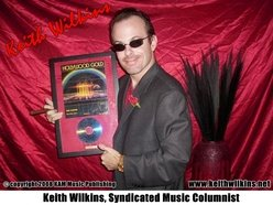 Image for Keith Wilkins