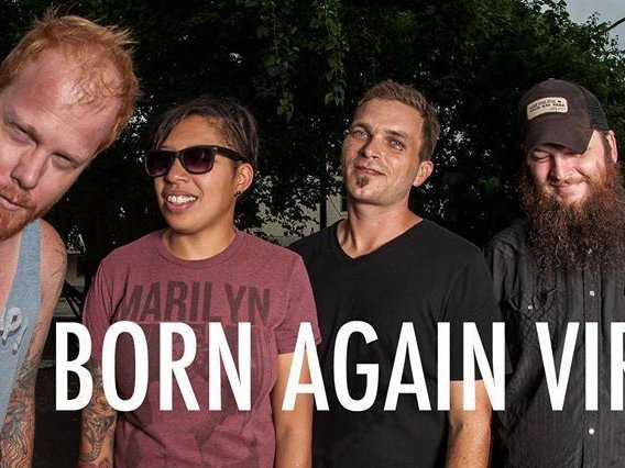 Image for Born Again Virgins