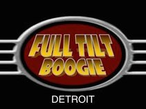 The Full Tilt Boogie Blues Band Detroit