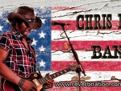 Image for Chris Bell Band