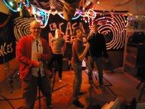 Zombie Jesus and the Chocolate Sunshine Band