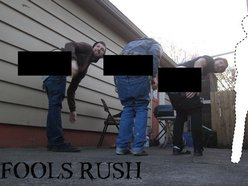 Image for Fools Rush