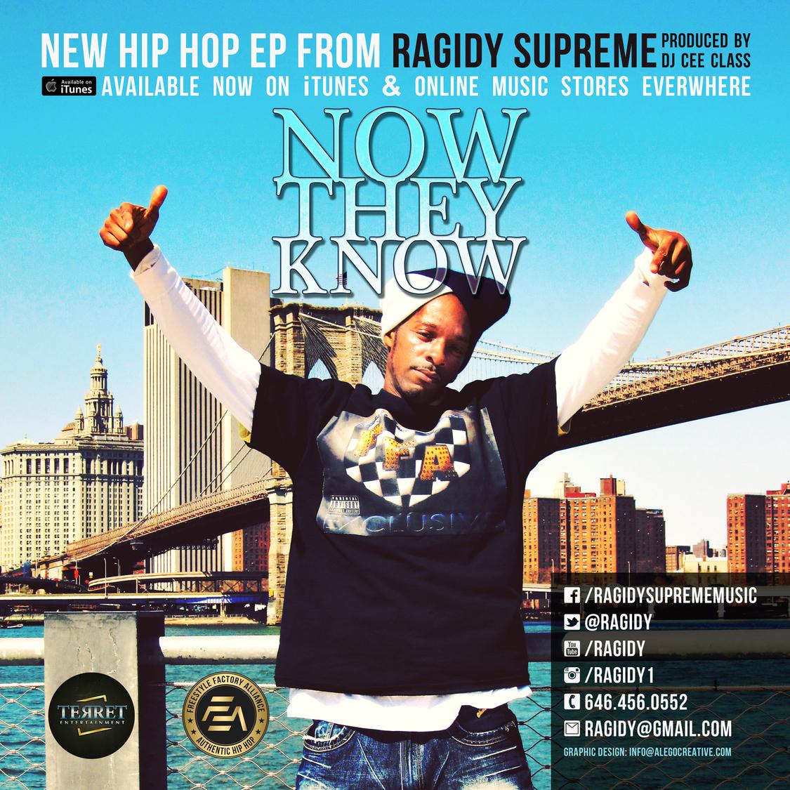 Ragidy Supreme - Supremacy In Stereo