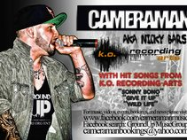 Cameraman the Rapper AKA Nicky Bars