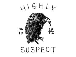 Image for Highly Suspect