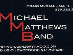 Image for Michael Matthews Band
