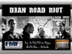 Image for Dean Road Riot