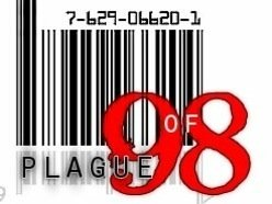 Image for Plague of 98